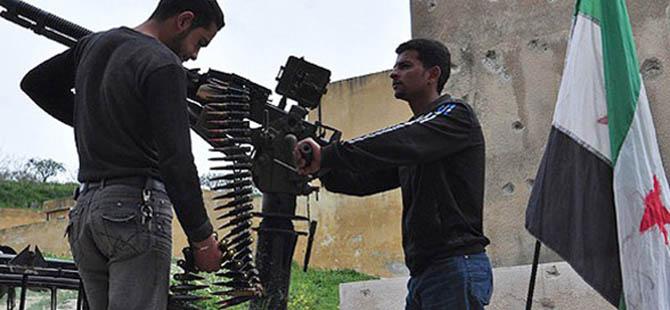 ÖSO'dan IŞİD İle Mücadele Çağrısı