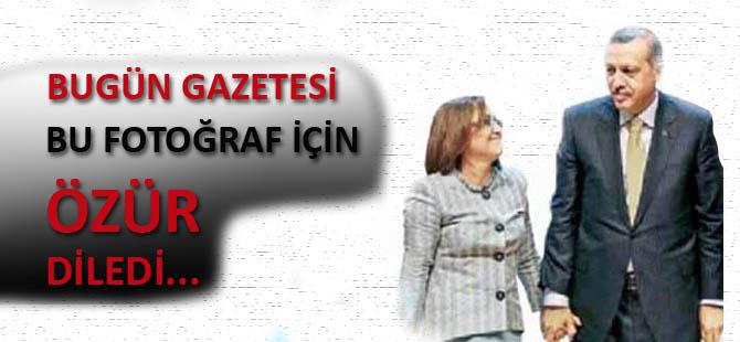 Bugün Gazetesi Fotoğraf İçin Özür Diledi