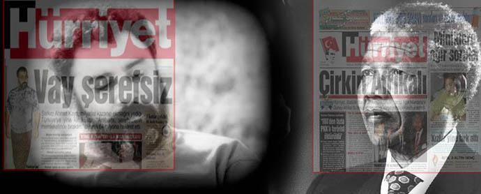 Irkçı İfadelerin Gazetesi Hürriyet'e İnsan Hakları Ödülü