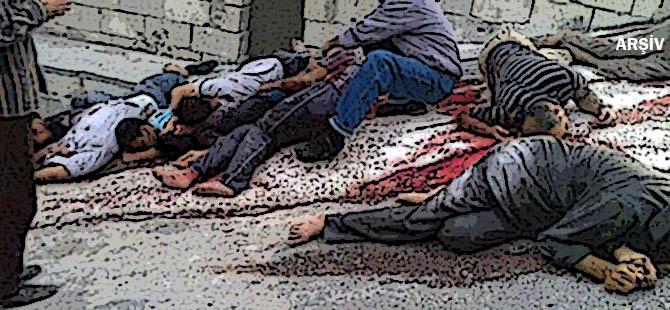 Esed'in Çeteleri Yine Toplu İnfaz Yaptı!