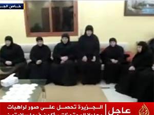 """Rahibeler: """"Direnişçiler Bize Çok İyi Davrandı!"""" (VİDEO)"""