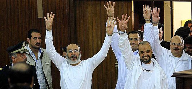 """Biltaci: """"Mısır'da Mandela Gibi On Binlerce Tutuklu Var"""""""