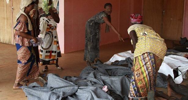 Batı, Orta Afrika'ya Müdahaleye Bahane Buldu