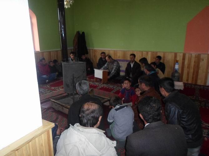 Has-Der'in Köy Sohbetleri Sürüyor