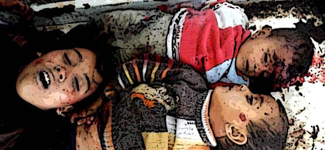 Suriye'de Ölen Çocuk Sayısı 14 Bini Aştı
