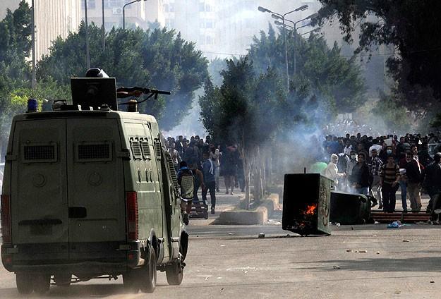 Mısır'daki Gösterilerde 1 Öğrenci Öldü