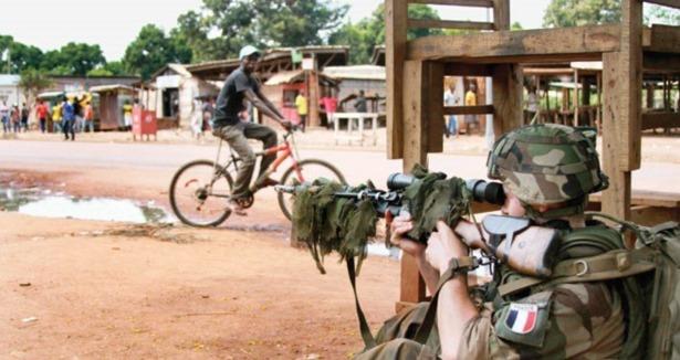 Orta Afrika Cumhuriyeti 54 Yıl Sonra Yine Sömürge