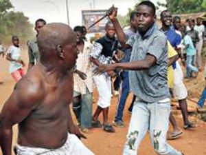 Orta Afrika'da Katliamların Sıradanlaşması