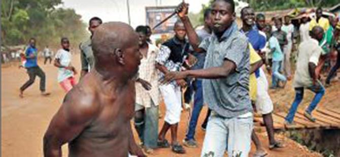 Orta Afrika'da Fransız Desteğiyle Müslümanlara Linç
