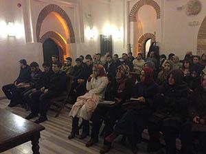 """Bursa'da """"Türkiye'de Muhafazakarlığın Seyri"""" Konuşuldu"""