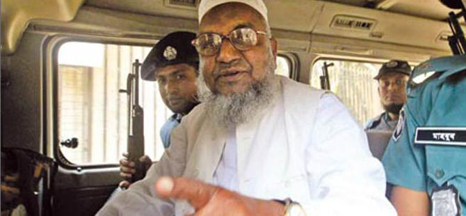 Cemaat-i İslami Lideri Molla'nın İdamı Sabaha Ertelendi