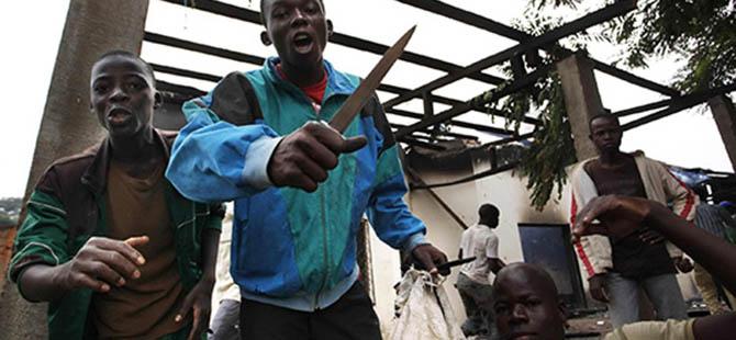 Orta Afrika Cumhuriyeti'nde Üç Ayda 1240 Kişi Öldürüldü