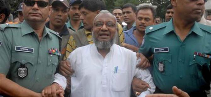 Özgür-Der'den Bangladeş Büyükelçiliğine Protesto Mektubu