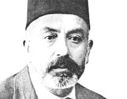 """Müstesnâ Şair Mehmed Âkif"""