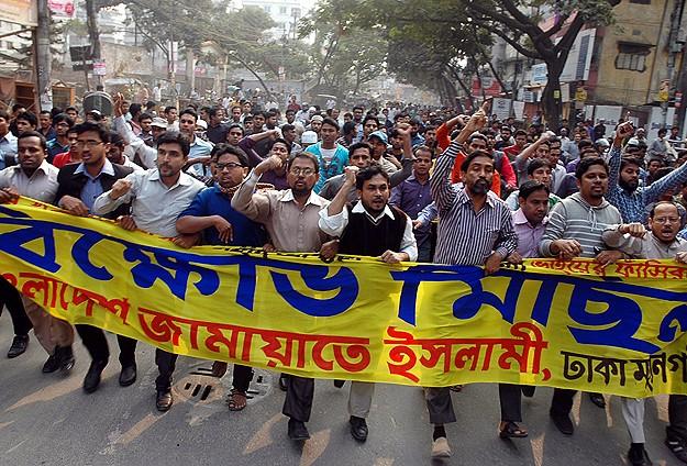 Bangladeş'te Muhalefetten Yeni Grev Kararı
