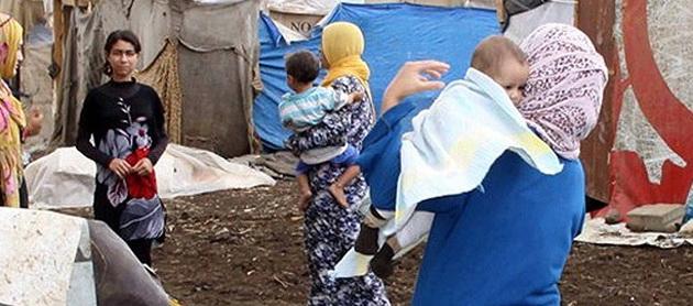 Suriyeli Mülteci Sayısı 1,5 Milyonu Bulabilir