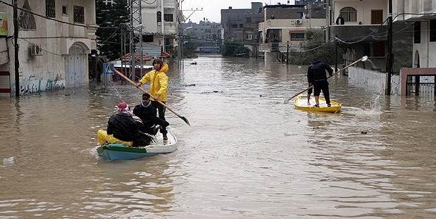 """Gazze """"Afet Bölgesi"""" İlan Edildi"""