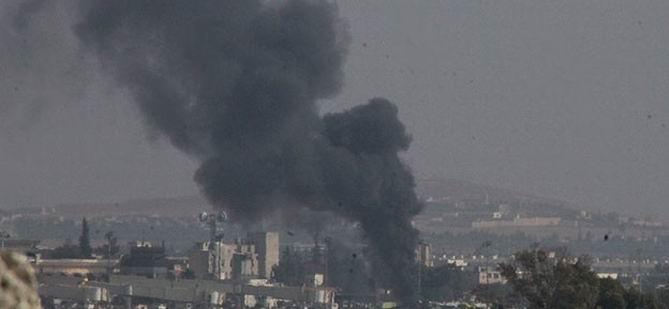 Halep'te Varil Bombası Saldırısı: 30 Ölü
