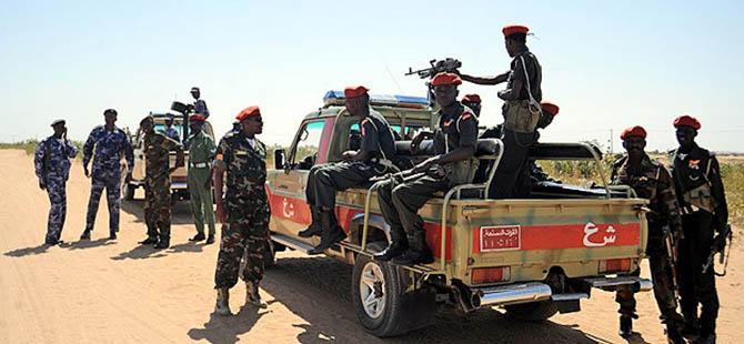 Güney Sudan'da Darbe Girişimi