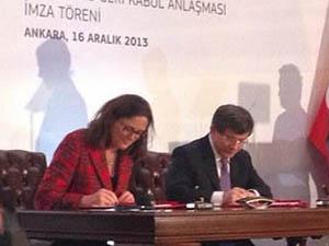 AB İle Vize Anlaşması İmzalandı