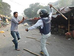 Bangladeş Polisi Katliam Yaptı: Onlarca Ölü
