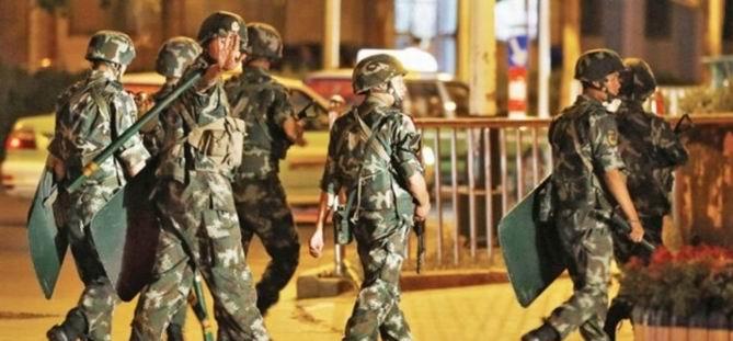 Çin, Kaşgar'da Müslüman Avına Çıktı