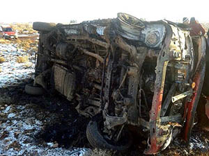Hizbullah'a Ait Askeri Kampa Saldırı