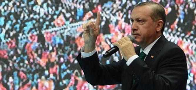 Erdoğan'dan 'Operasyon' Açıklaması