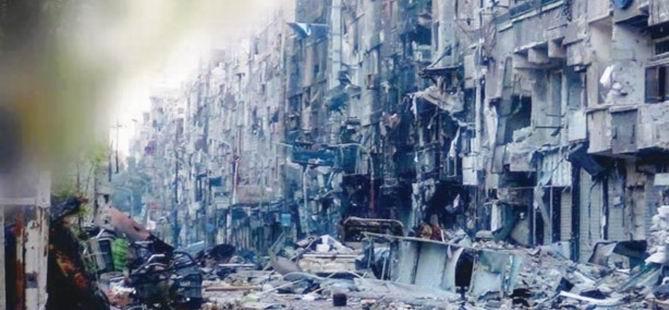 Esed'in Varil Dolusu Katliamı: 1179 Ölü
