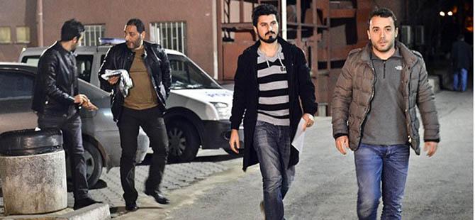 İstanbul'da 10 Kişi Serbest Bırakıldı