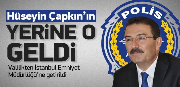 İstanbul Emniyet Müdürü Selami Altınok Oldu