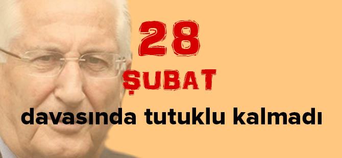 Çevik Bir Dahil 28 Şubat Tutuklularına Tahliye