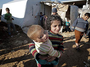 """Suriye'de Çocukların Çektiği Acı """"Tarifsiz"""""""