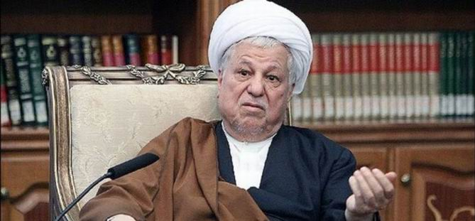 Rafsancani ABD-İran İlişkilerini Değerlendirdi