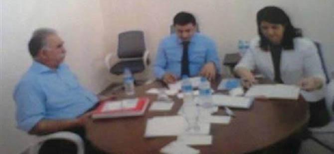 Öcalan'ın İmralı Fotoğrafını Sızdıran Belli Değil