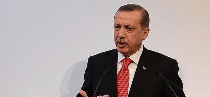 """Erdoğan: """"Komplo Kurdular, Allah Bize Yeter!"""""""