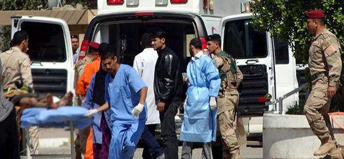 Irak'ta Biri General 7 Subay Öldürüldü
