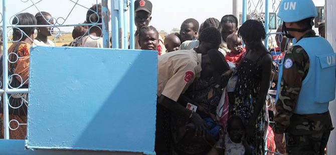 Güney Sudan'da BM Binasına Saldırı: 20 Ölü