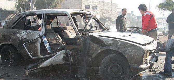 Halep'te Varil Bombalı Saldırı: 70 Ölü