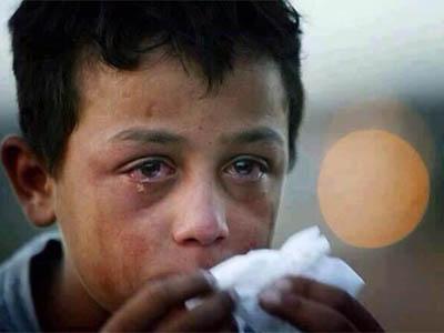 Suriye'de 10'u Çocuk 55 Kardeşimiz Katledildi