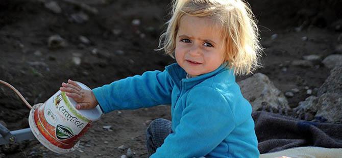Suriye'de Nüfusun % 75'i Yardıma Muhtaç Kalacak