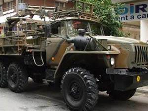 Putin'den Esad'a Askeri Araç Desteği