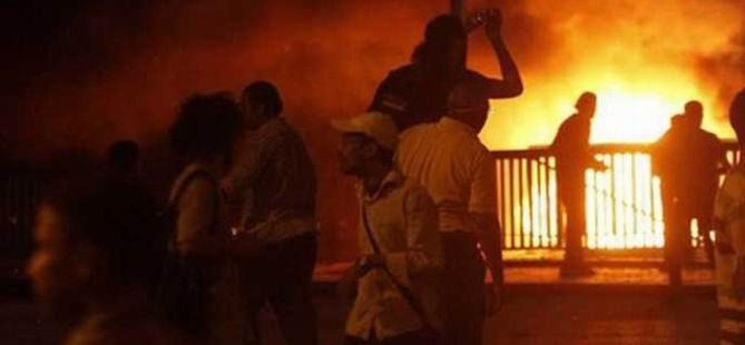 Mısır'da Patlama: 14 Polis Öldü, 90'ı Yaralandı
