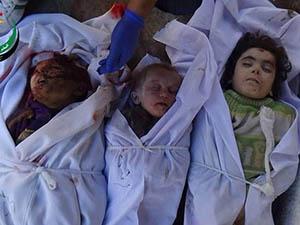 Suriye'de Katliam: 28'i Çocuk 178 Şehit!
