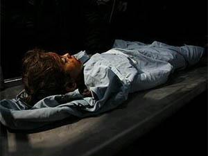 İsrail Uçakları Gazze'yi Vurdu! (FOTO)
