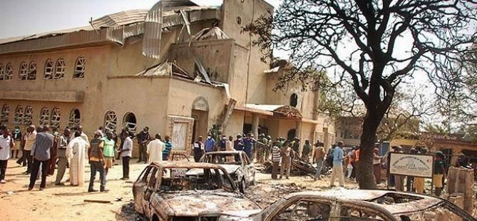 Nijerya'da Çatışma: 70 Ölü
