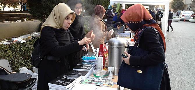Marmara Üniversitesi'nde Suriye Kermesi