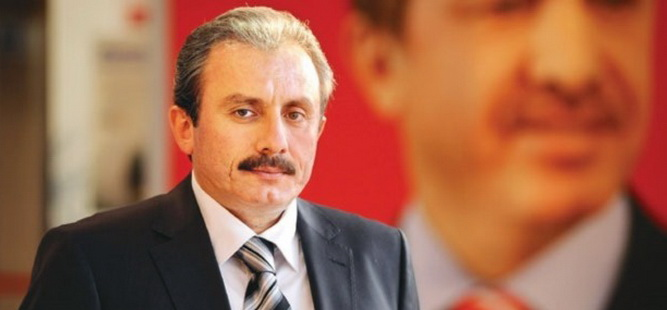 TBMM Başkanı Mustafa Şentop Seçildi