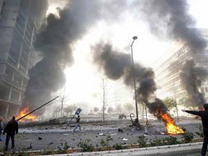 Lübnan'da Canlı Bomba Saldırısı: 3 Ölü