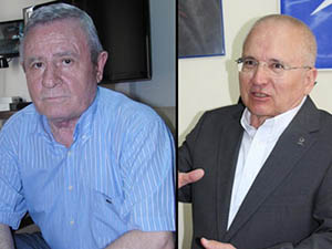 AK Parti'de Haluk Özdalga ve Erdal Kalkan İstifa Etti